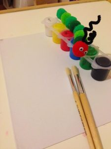 caterpillar preschool activities and crafts