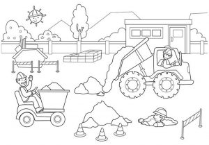 construction coloring pages kids,toddlers (11)