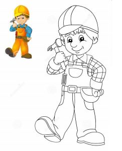 construction coloring pages kids,toddlers (16)