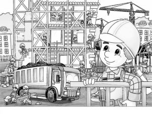 construction coloring pages kids,toddlers (3)