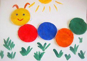 cotton pads animals crafts (5)