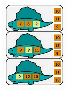 dinosaur math activities (1)