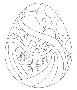 easter egg coloring pages (3)