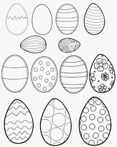 easter egg coloring pages (6)