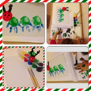 eric carle & the very hungry caterpillar art activities