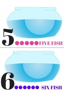 fish counting and color activities for toddlers (4)
