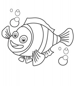 fish nemo coloring pages (2)