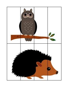 forest animals puzzles (1)