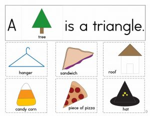 free Triangle printables (1)