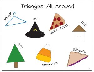 free Triangle printables (3)