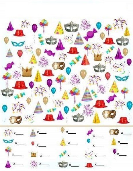 free printable hidden pictures for kids 6 - Printable Hidden Pictures For Kids