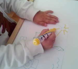 hand eye coordination activities for children