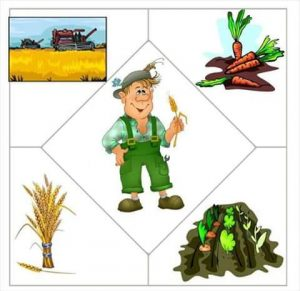 jobs farmer printables