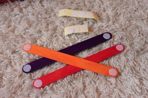 make a shapes with popsicle stick (2)