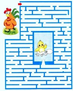 maze worksheets for kids (1)