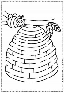 maze worksheets for kids (10)