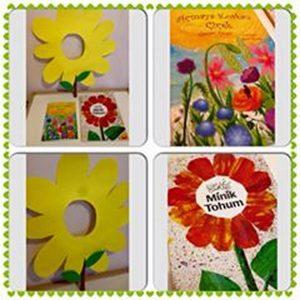 montessori-ınspired flower activities
