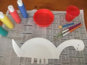 plastic plate dinosaurs (2)