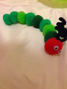 play ıdeas based on the very hungry caterpillar book