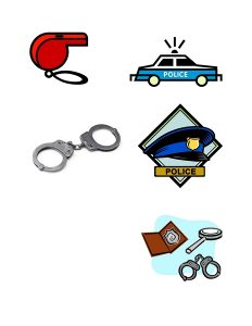 police pictures for kids