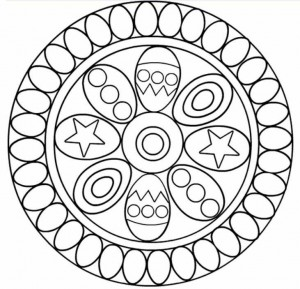 preschool easter egg mandala coloring (10)