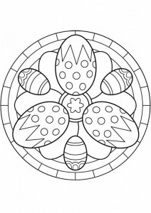 preschool easter egg mandala coloring (11)