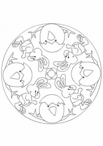 preschool easter egg mandala coloring (12)