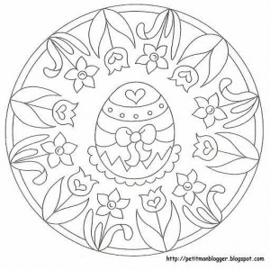 preschool easter egg mandala coloring (14)