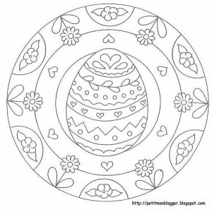 preschool easter egg mandala coloring (4)
