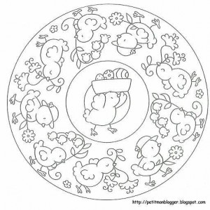 preschool easter egg mandala coloring (5)