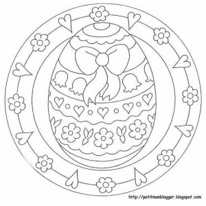 preschool easter egg mandala coloring (8)