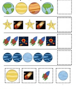 preschool space themed activities (1)