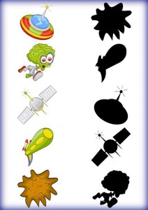 preschool space themed activities (2)