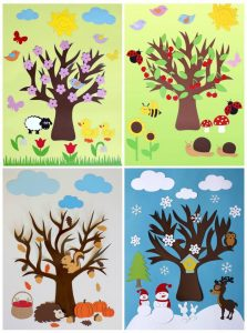season tree craft