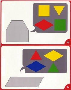 shapes activities preschoolers
