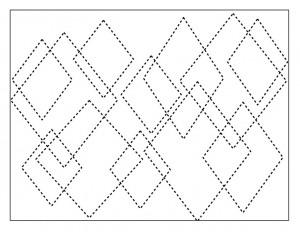 shapes diamond activities