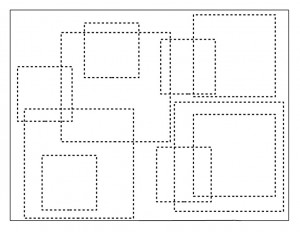 shapes square activities