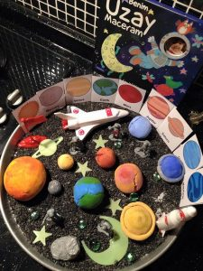 space and planets activities and fun ıdeas for kids
