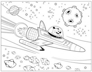 space coloring worksheets (12)