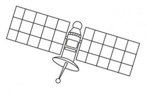 space coloring worksheets (5)