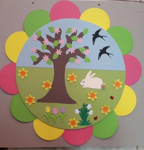 spring crafts to do with your kids (2)