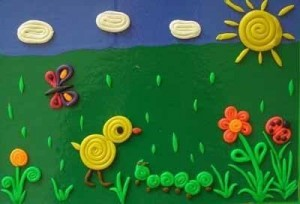 spring crafts to do with your kids (8)