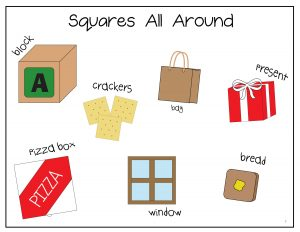 square all araund
