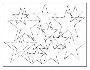 star shapes activities