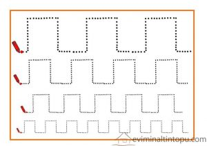 tracing line worksheet for kids (5)