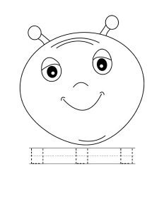 alien letter coloring pages (3)