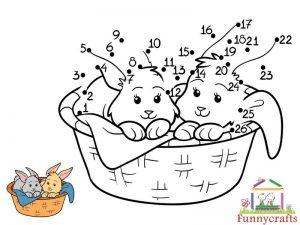 bunny dot to dots sheet (1)