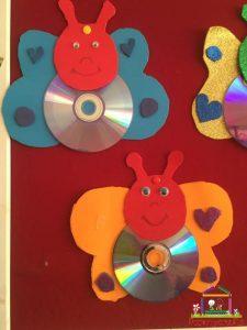 cd craft bulletin board  (1)