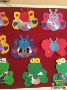 cd craft bulletin board  (3)