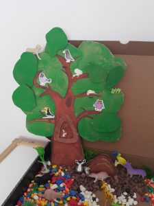 creative projects for kids forest theme